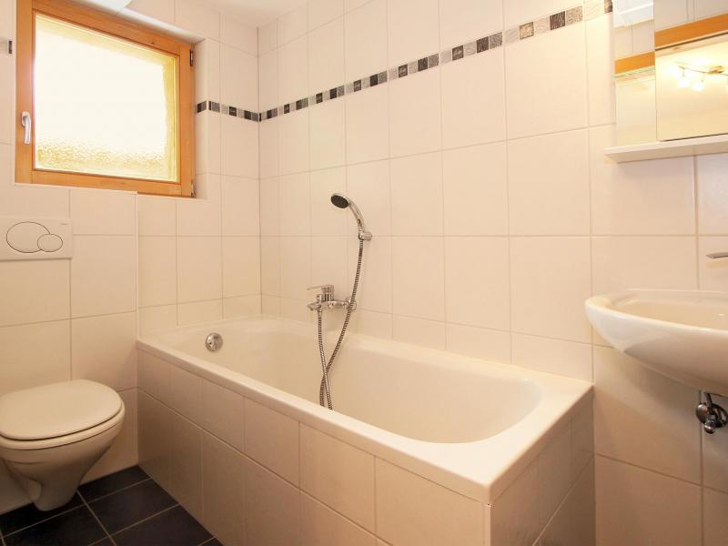 Location au ski Chalet Charmille - La Tzoumaz - Salle de bains