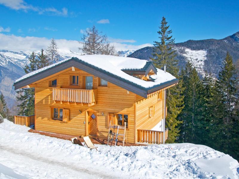 Domek górski Chalet Chaud - La Tzoumaz - Wallis