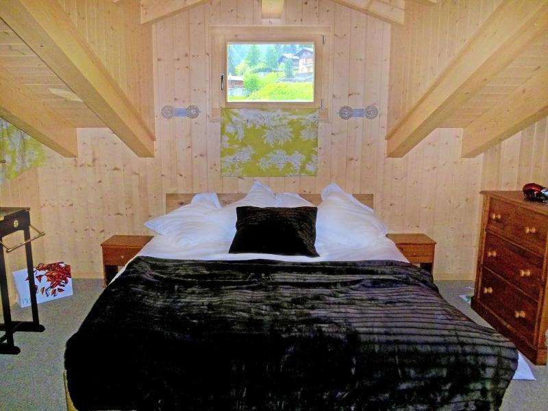 Аренда на лыжном курорте Chalet Chaud - La Tzoumaz - Комната