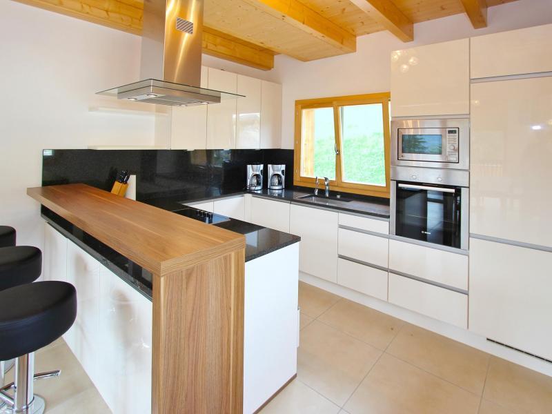 Аренда на лыжном курорте Chalet Chaud - La Tzoumaz - Кухня