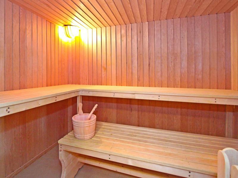 Location au ski Chalet Chaud - La Tzoumaz - Sauna