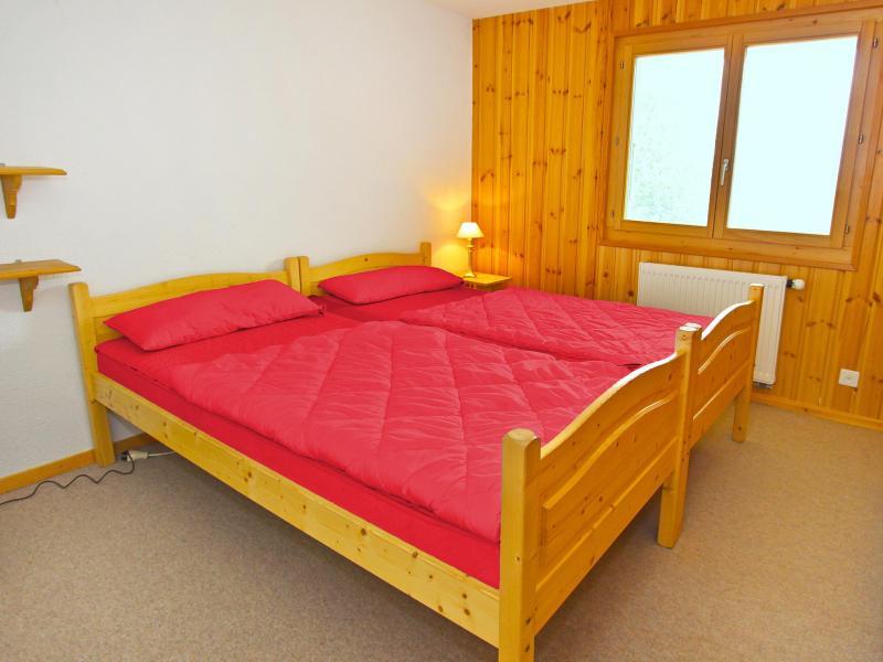 Location au ski Chalet Claire du Soleil - La Tzoumaz - Chambre