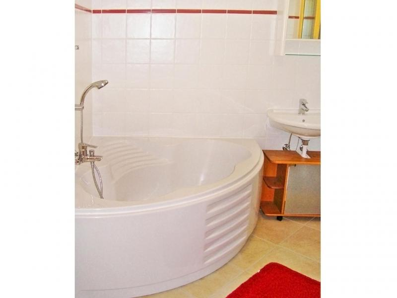 Rent in ski resort Chalet les Etoiles - La Tzoumaz - Bath-tub