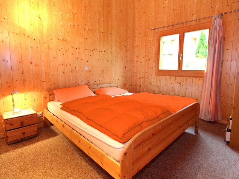 Аренда на лыжном курорте Chalet Maria - La Tzoumaz - Комната