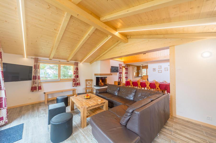 Location au ski Chalet Pierina - La Tzoumaz - Coin repas