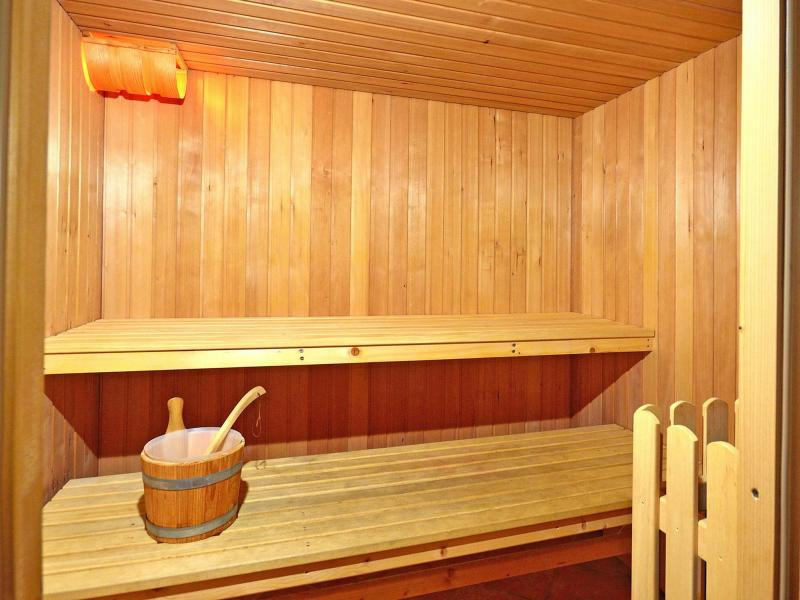 Rent in ski resort Chalet Pierina - La Tzoumaz - Sauna