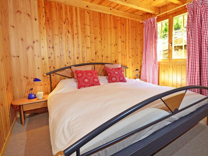 Аренда на лыжном курорте Chalet Quatre Vallées - La Tzoumaz - Комната