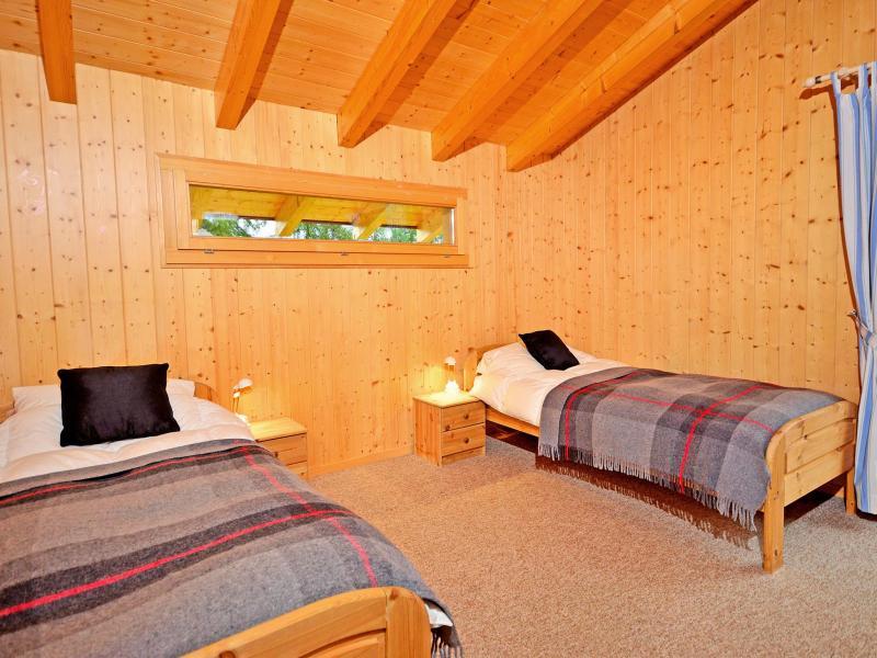 Location au ski Chalet Tanya - La Tzoumaz - Chambre