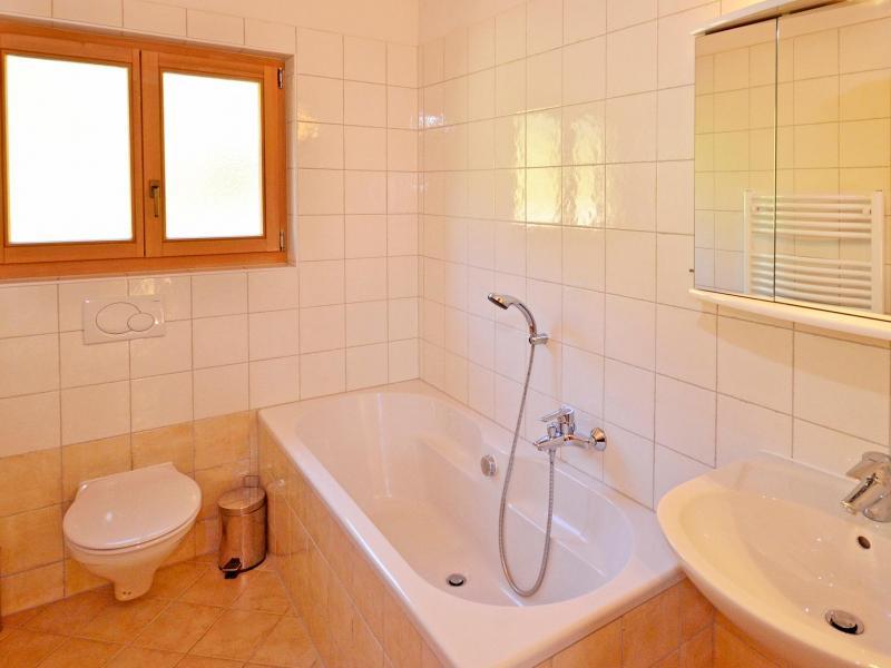 Location au ski Chalet Tanya - La Tzoumaz - Salle de bains