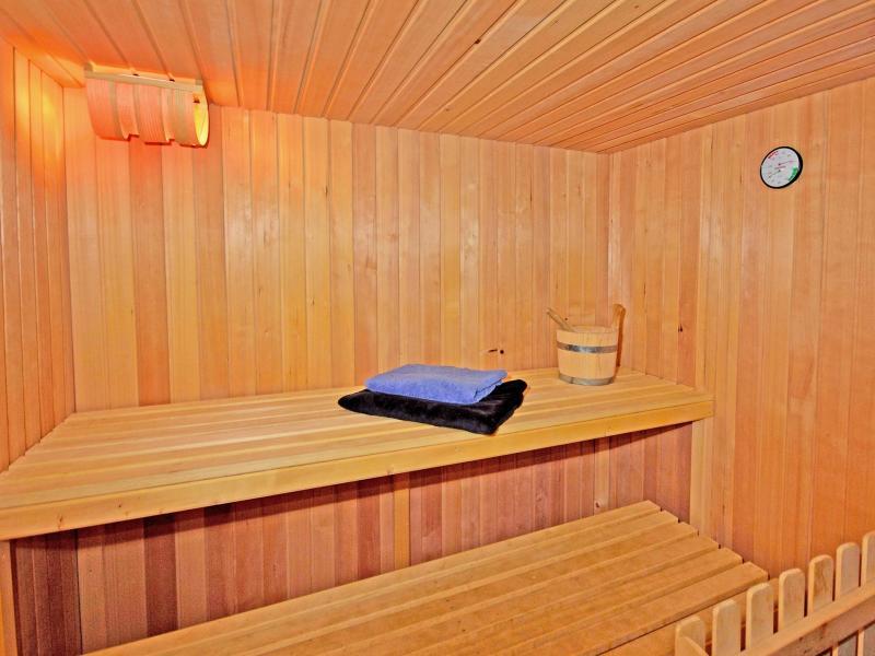 Location au ski Chalet Tanya - La Tzoumaz - Sauna
