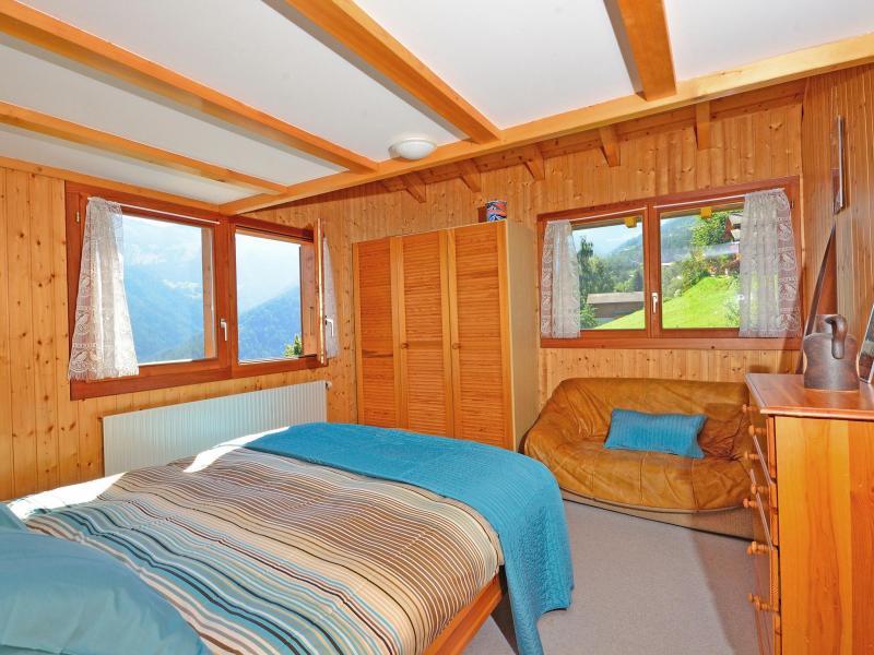 Аренда на лыжном курорте Chalet Théo - La Tzoumaz - Комната