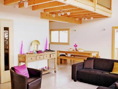 Location au ski Chalet duplex 6 pièces 11 personnes - Chalet Chaud - La Tzoumaz - Fauteuil
