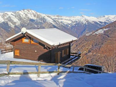 Location La Tzoumaz : Chalet Claire du Soleil hiver