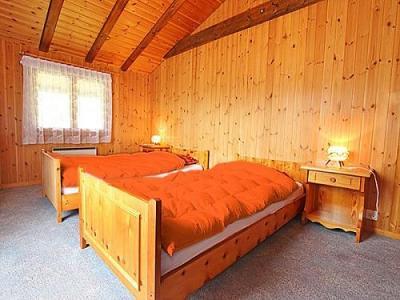 Location au ski Chalet Duc - La Tzoumaz - Lit simple