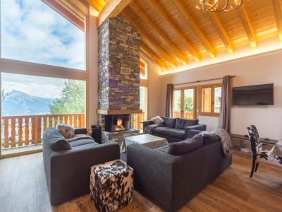 Location au ski Chalet Harmonie - La Tzoumaz - Appartement