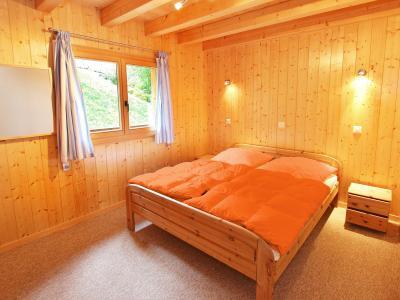 Location au ski Chalet Harmonie - La Tzoumaz - Chambre