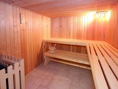 Location au ski Chalet Harmonie - La Tzoumaz - Sauna