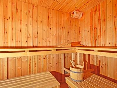 Location au ski Chalet les Etoiles - La Tzoumaz - Sauna