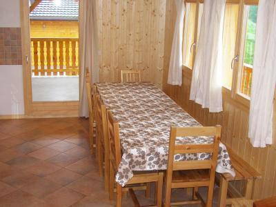 Location au ski Chalet 7 pièces 12 personnes - Chalet Maria - La Tzoumaz - Séjour