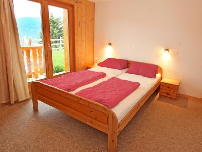 Location au ski Chalet Maria - La Tzoumaz - Chambre