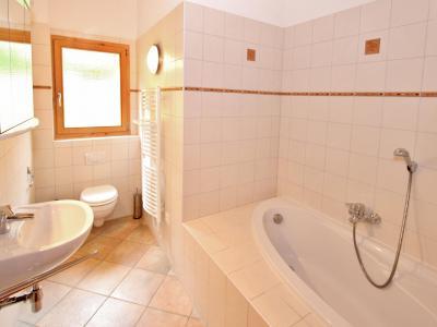 Location au ski Chalet Maria - La Tzoumaz - Salle de bains
