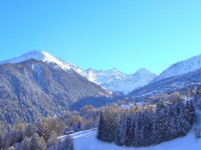 Vacances en montagne Chalet Michelle - La Tzoumaz - Extérieur hiver