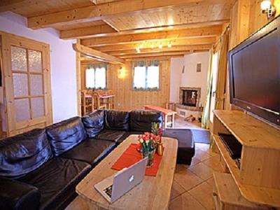 Location au ski Chalet Michelle - La Tzoumaz - Séjour