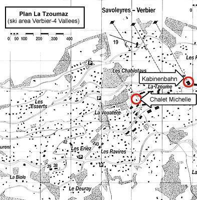 Location au ski Chalet 9 pièces 16 personnes - Chalet Michelle - La Tzoumaz - Plan