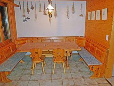 Location au ski Chalet 4 pièces 6 personnes - Chalet Mouettes - La Tzoumaz - Appartement