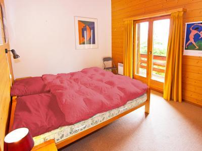Location au ski Chalet Mouettes - La Tzoumaz - Chambre
