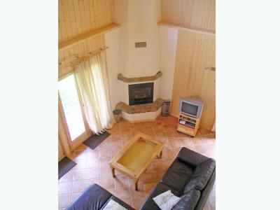 Location au ski Chalet 6 pièces 10 personnes - Chalet Pierina - La Tzoumaz - Séjour