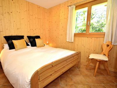 Location au ski Chalet Pierina - La Tzoumaz - Chambre