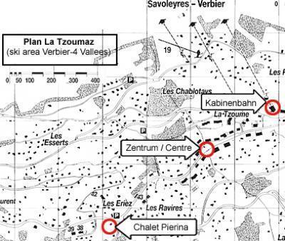 Location au ski Chalet 6 pièces 10 personnes - Chalet Pierina - La Tzoumaz - Intérieur