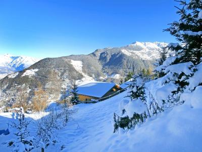 Location La Tzoumaz : Chalet Quatre Vallées hiver