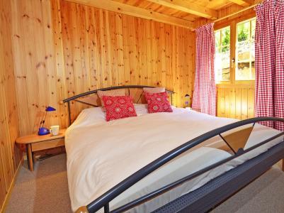 Location au ski Chalet Quatre Vallées - La Tzoumaz - Chambre