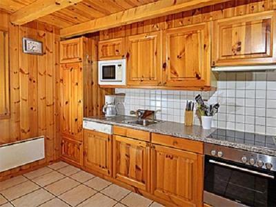 Location au ski Chalet Quatre Vallees - La Tzoumaz - Cuisine
