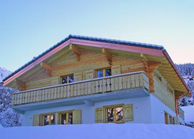 Location Chalet Tanya