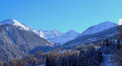Location au ski Chalet Tanya - La Tzoumaz - Extérieur hiver