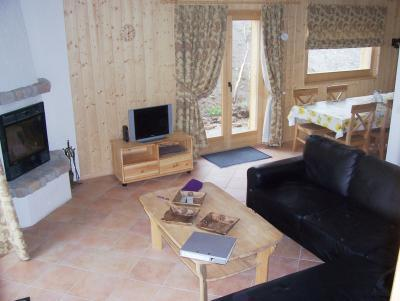 Location au ski Chalet Tanya - La Tzoumaz - Appartement