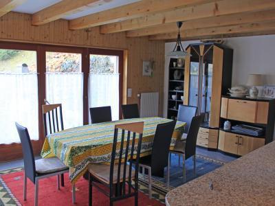 Location au ski Chalet 5 pièces 6 personnes - Chalet Theo - La Tzoumaz - Séjour