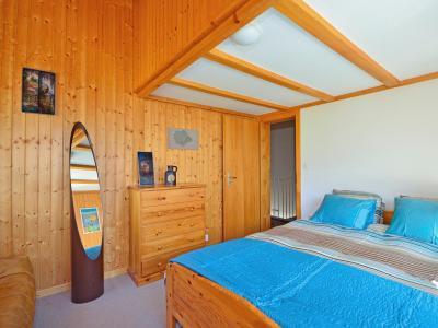 Location au ski Chalet Théo - La Tzoumaz - Chambre
