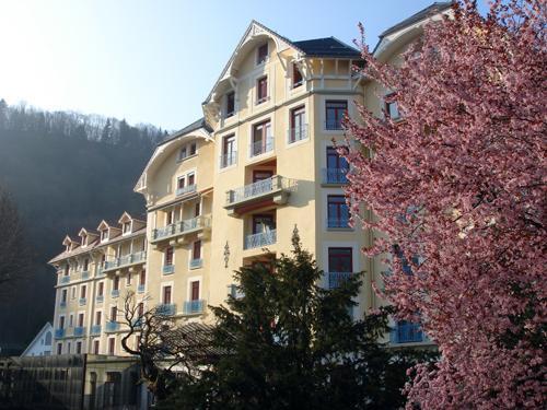 Location appartement au ski Residence Le Splendid