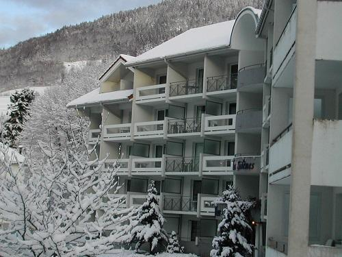 Location appartement au ski Residence Les Silenes