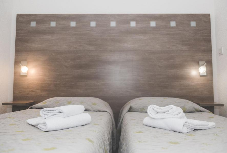 Ski verhuur Appart'Hôtel le Splendid - Le Collet d'Allevard - 1 persoons bed