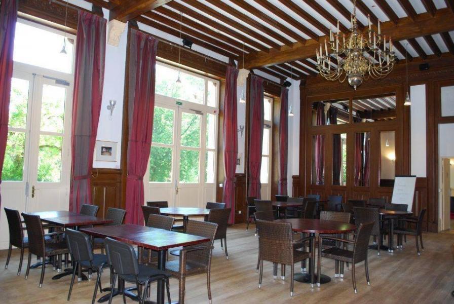 Alquiler al esquí Appart'Hôtel le Splendid - Le Collet d'Allevard - Interior