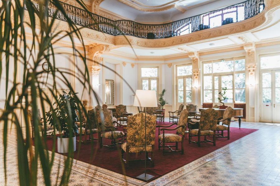 Location au ski Appart'Hôtel le Splendid - Le Collet d'Allevard - Réception