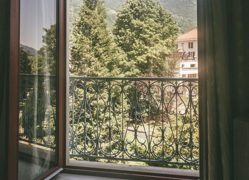 Ski verhuur Appart'Hôtel le Splendid - Le Collet d'Allevard - Balkon