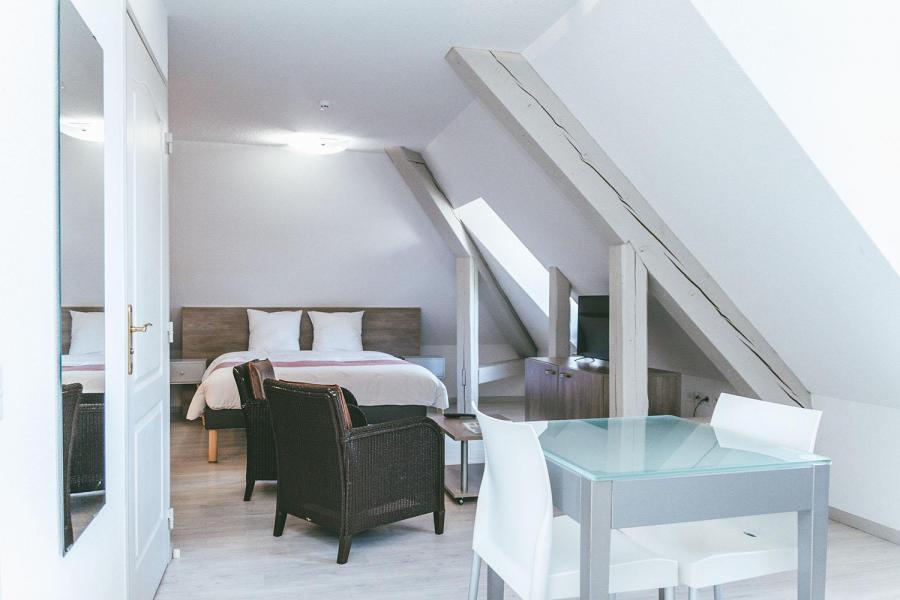 Аренда на лыжном курорте Appart'Hôtel le Splendid - Le Collet d'Allevard - Салон