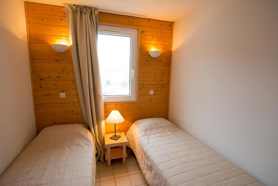 Location au ski Résidence les Silènes - Le Collet d'Allevard - Lit simple