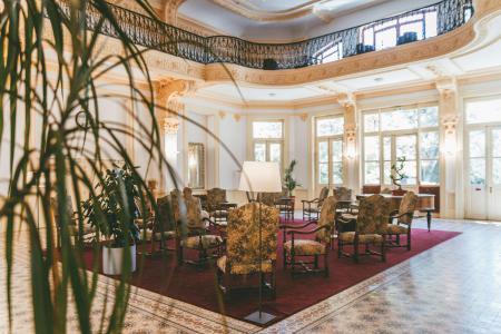 Rent in ski resort Appart'Hôtel le Splendid - Le Collet d'Allevard - Reception